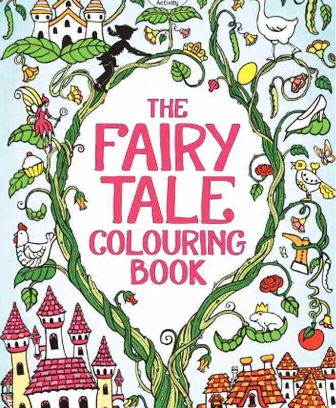 Cool colouring books for kids