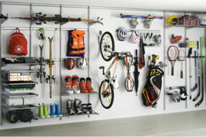 Tips and ideas for sports gear storage