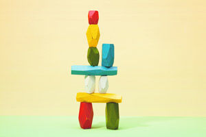 Stacks on! 13 stacking toys for babies