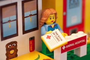 Personalise LEGO with Brit Stix