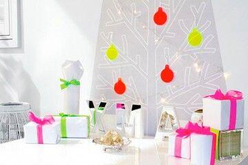 cool christmas tree alternatives
