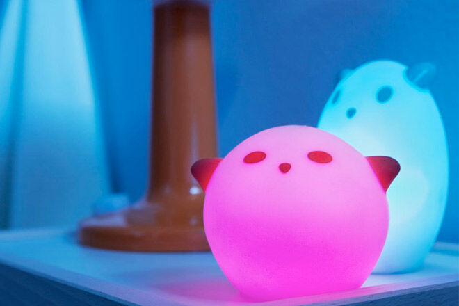Night lights for children from Ikea