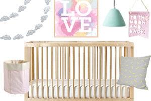 Dream Room: Pastel Nursery   Mum's Grapevine