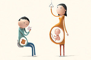 Stand Up For The Pregnant ad campaign