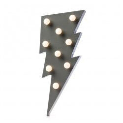 Adairs Lightening Bolt Light