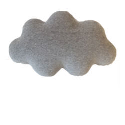 Etsy Grey Cloud Cushion