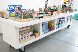 IKEA Hack: 9 ways to makeover the EXPEDIT bookshelf | Mum's Grapevine