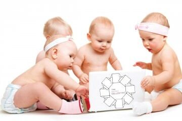 Donate your unwanted nappies to mothers and families in need with The Nappy Collective