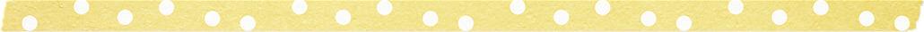 Yellow_WashiTape