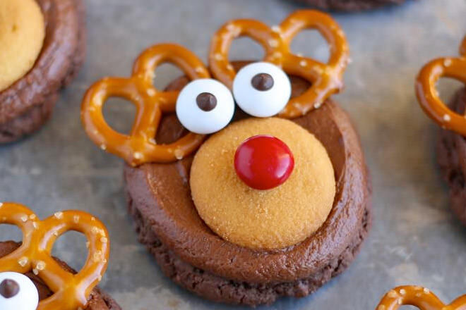 20 cute Christmas treats for your little helpers   Mum's Grapevine