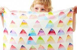 Halycon Nights Rainbow Mountain sheet
