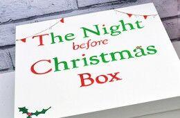 How to make a magical Christmas Eve box