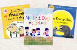23 books about starting school | Mum's Grapevine