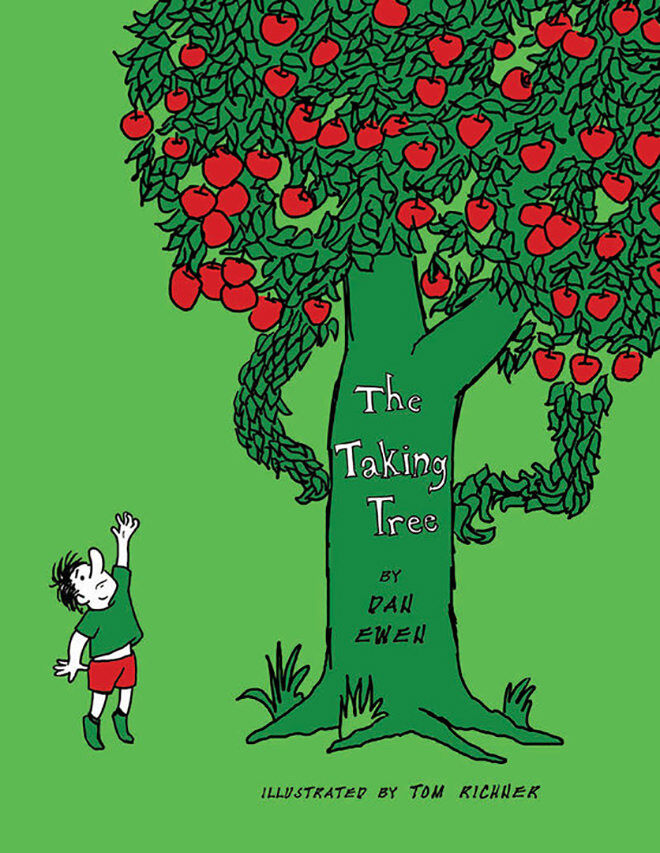 Funny children's books for adults: The Taking Tree