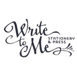 Write to me Stationery