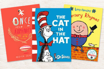 Top 10 books to help kids learn sight words