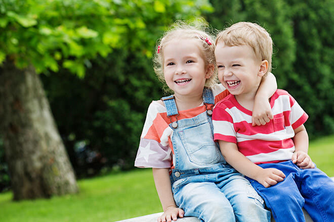 Age gap between kids - the pros and the cons