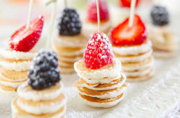 Mother's Day Breakfast Ideas: Easy pancake stacks