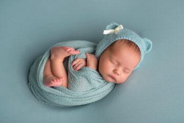 newborn baby stk