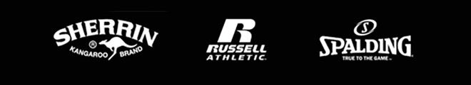 Sherrin, Spalding, & Russell Athletic Sale