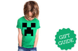 Gift guide for minecraft fans