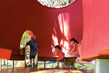 Playground in Glebe: Jubilee for kids