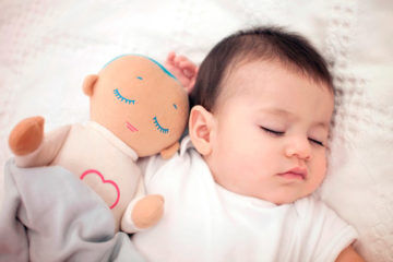 baby sleep bub sleeping doll