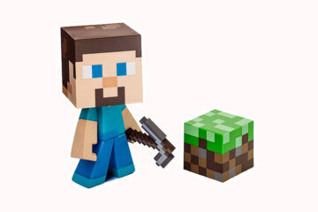 Minecraft toys and gifts