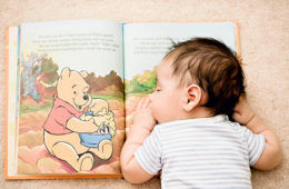Baby name inspiration from classic books