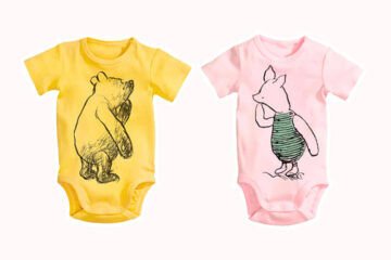 Winnie the Pooh gift ideas for babies