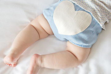 Valentine's Day Feature Image Sapling Child Heart Bloomers
