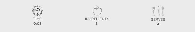 easter porridge ingredients