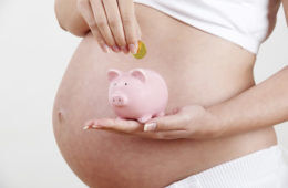 budgeting for pregnancy