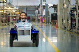 Rolls-Royce sick kids