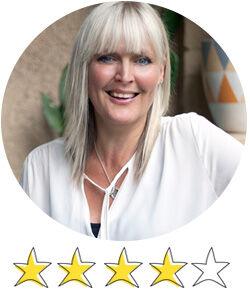 Reviewer - Caroline 4 stars