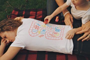 fun games for tired mums