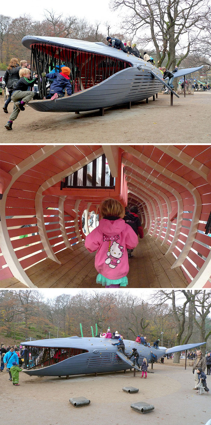 Monstrum playground the blue whale
