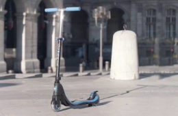 Globber MyToo Up fixed scooter