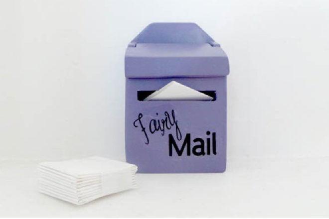 fairy mailbox