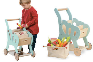Le Toy Van Shopping Trolley