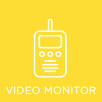 Video Monitor Tile