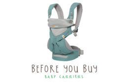 Before you buy baby carriers featured image