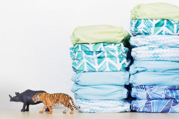 Econaps cloth nappies