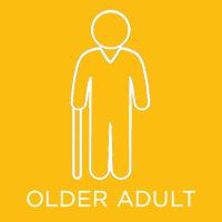 Older Adult Icon