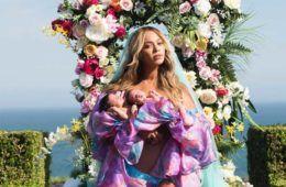 Beyonce twins photo