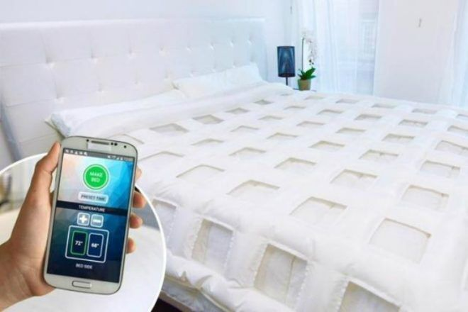 bed that makes itself