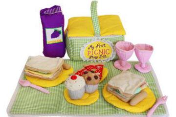 Soft Play Picnic Set