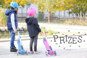 Kids scooter accessories from Globber