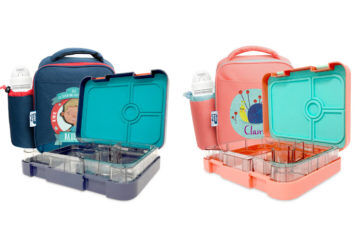 Hippo Blue bento boxes