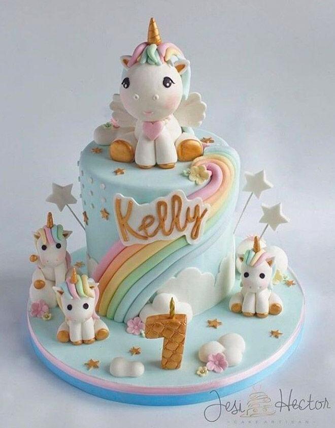 Unicorn Cake Jesi Hector